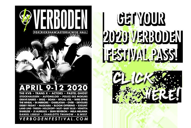 Festival Pass2020